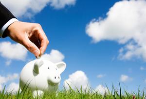 Betalen en sparen voor bedrijven