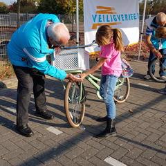 Kinderen Plakkenberg weer veilig op weg
